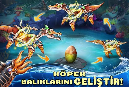 Sea Monster City Ekran Görüntüsü 14