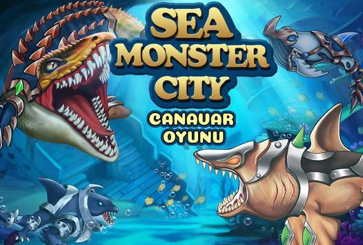 Sea Monster City Ekran Görüntüsü 10
