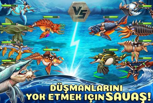 Sea Monster City Ekran Görüntüsü 12