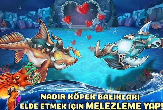 Sea Monster City Ekran Görüntüsü 3