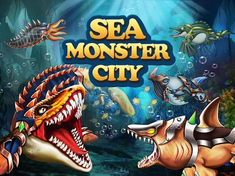 Sea Monster City screenshot 6
