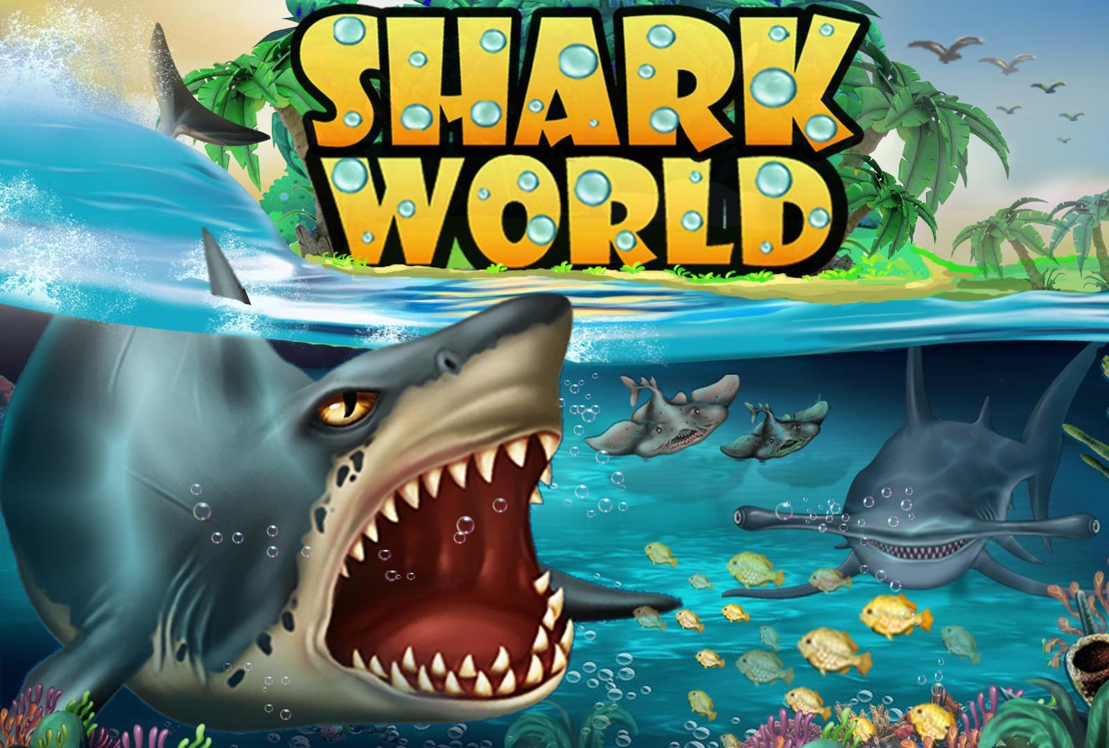 Shark World for Android - APK Download