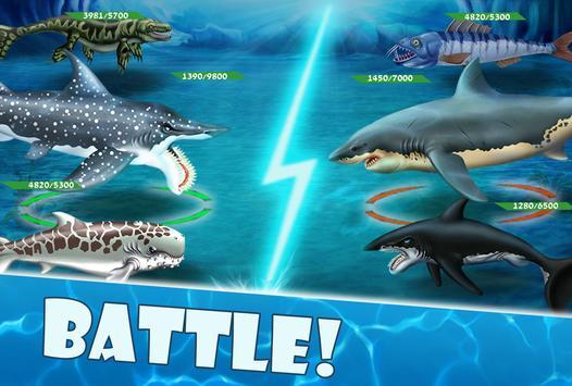 Shark World screenshot 7