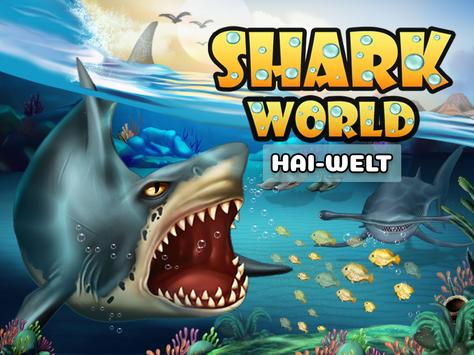 Shark World Plakat