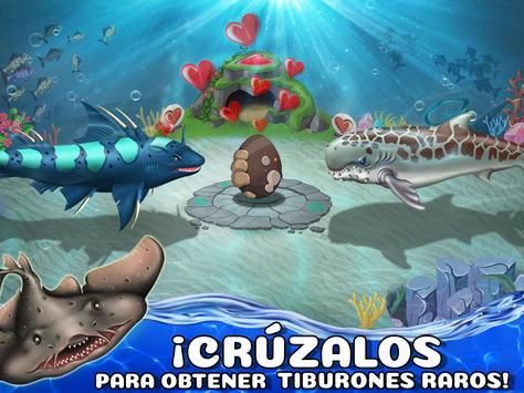 Shark World captura de pantalla 3
