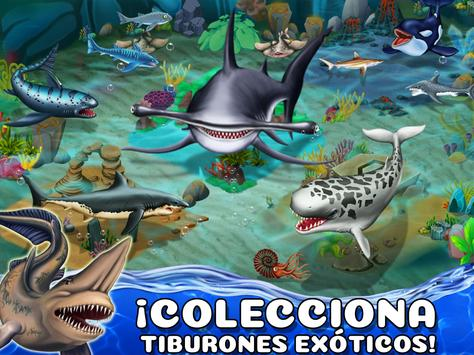 Shark World captura de pantalla 7