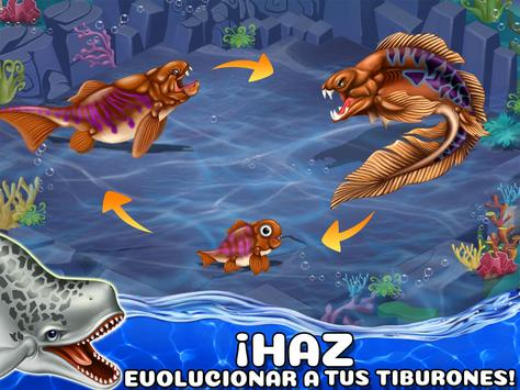 Shark World captura de pantalla 9