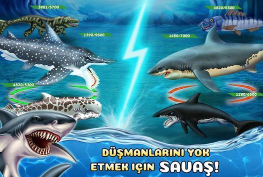 Shark World Ekran Görüntüsü 1