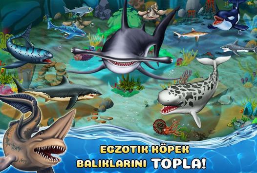 Shark World Ekran Görüntüsü 2
