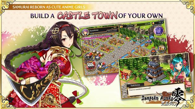 Sengoku Asuka ZERO captura de pantalla 9