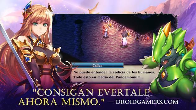 Evertale captura de pantalla 6