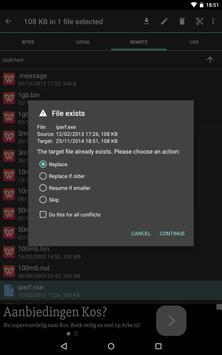 FTP Express screenshot 8