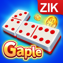 Domino Gaple Zik Game: Free and Online APK
