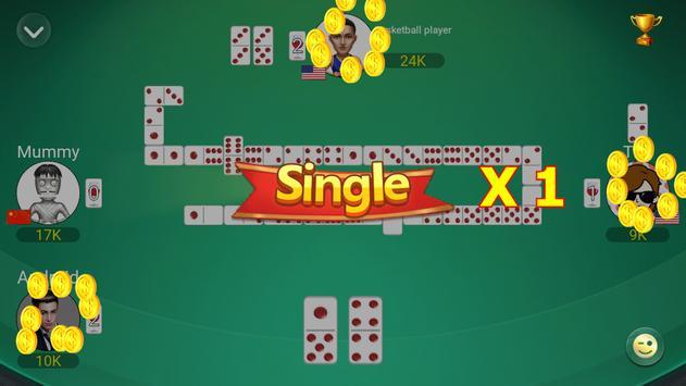 Domino Rummy Poker Slot Sicbo Online card games скриншот 2