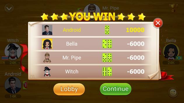 Domino Offline ZIK GAME screenshot 23