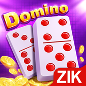 Domino Rummy Poker Sibo Slot Hilo QiuQiu 99 Gaple 圖標