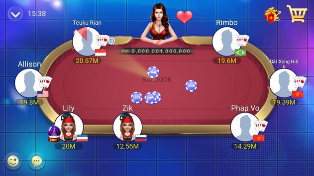 Domino QQ/99 Poker QiuQiu KiuKiu Sibo Slot Hilo скриншот 14