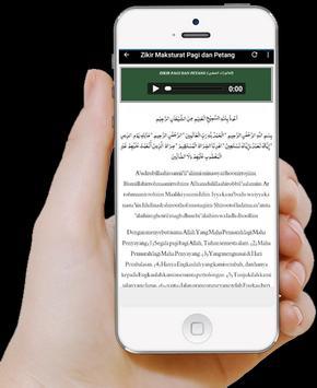 Al Ma'sturat Zikir Pagi dan Petang screenshot 2