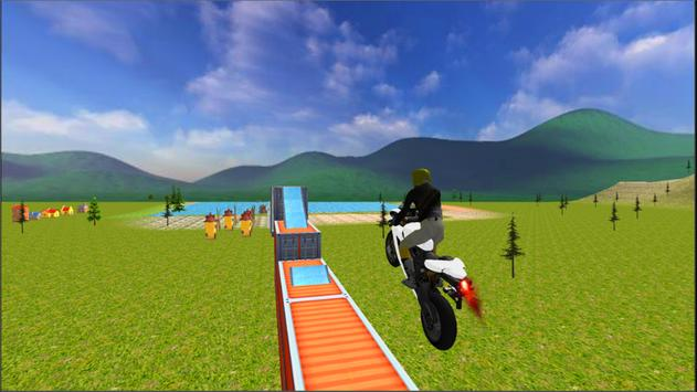 Impossible Tricky Bike Stunt 2019 screenshot 7