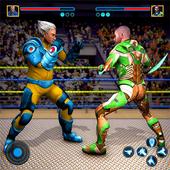 Robot Ring Fighting 2020 - Robot Wrestling Game icon