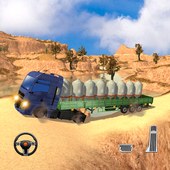 Offroad Mud Truck Driving Simulator - Dirt Drive icon