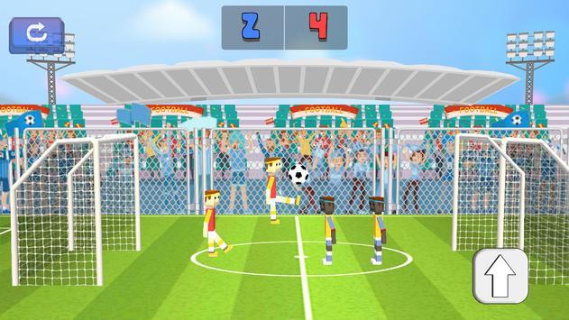 Fun Soccer Physics Game screenshot 2