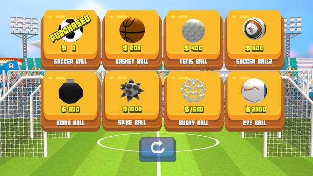 Fun Soccer Physics Game screenshot 5