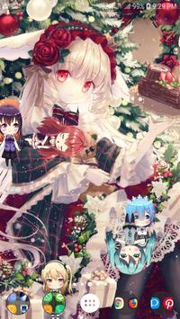 Lively Anime Live Wallpaper 海报