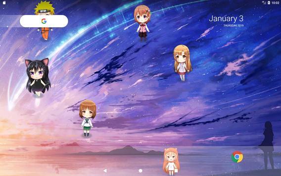 Lively Anime Live Wallpaper 截图 15