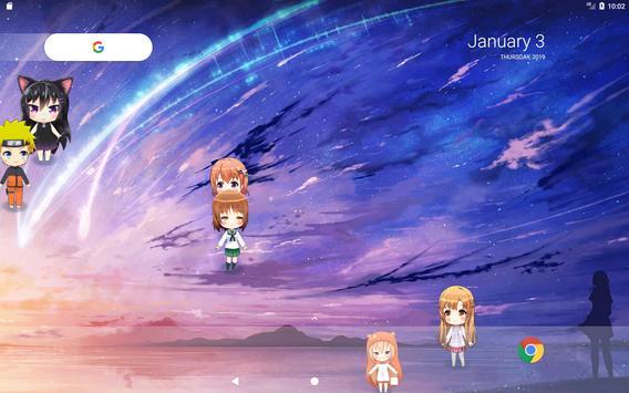 Lively Anime Live Wallpaper 截图 12