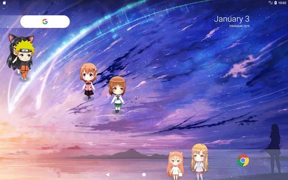 Lively Anime Live Wallpaper 截图 13