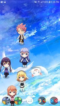 Lively Anime Live Wallpaper 截图 1