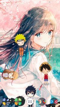 Lively Anime Live Wallpaper 截图 3