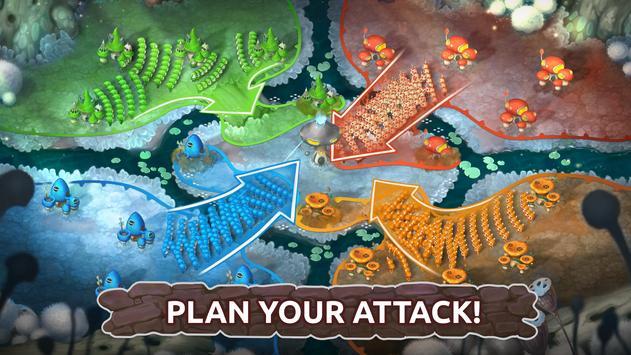 Mushroom Wars 2: RTS Tower Defense & Mushroom War gönderen