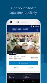 StreetEasy - Rentals in NYC screenshot 1