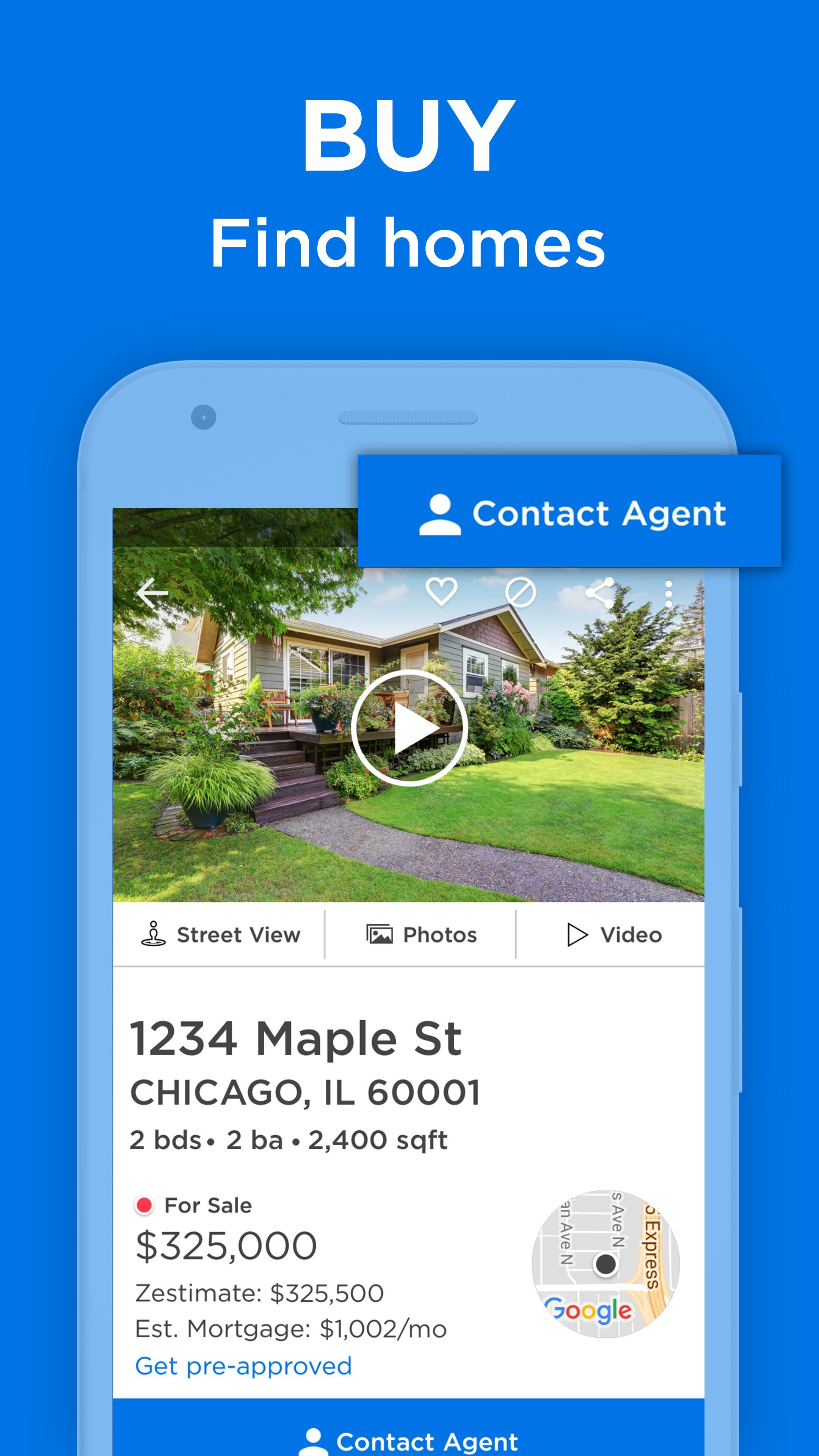 Zillow for Android - APK Download