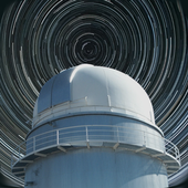 Mobile Observatory Free - Astronomy-icoon