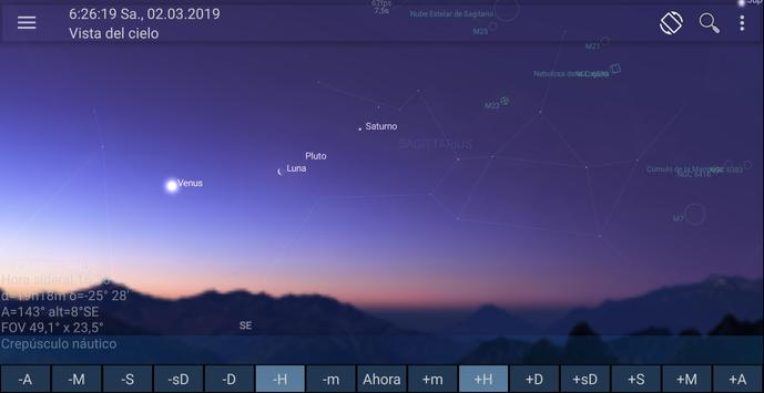 Mobile Observatory Free - Astronomy screenshot 6