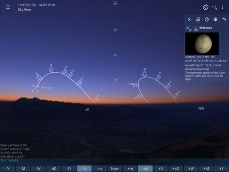 Mobile Observatory Free - Astronomy screenshot 10