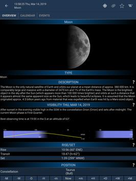 Mobile Observatory Free - Astronomy screenshot 12