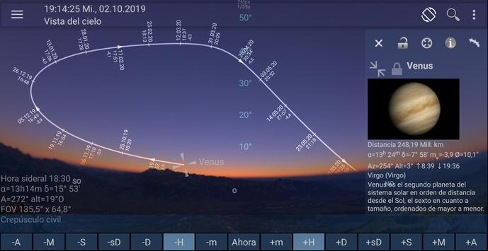 Mobile Observatory Free - Astronomy screenshot 4