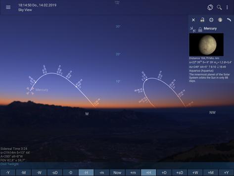 Mobile Observatory 3 Pro - Astronomy 截圖 15