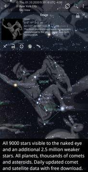 Mobile Observatory 3 Pro - Astronomy 截圖 2