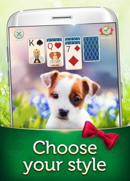 Magic Solitaire - Card Game screenshot 2