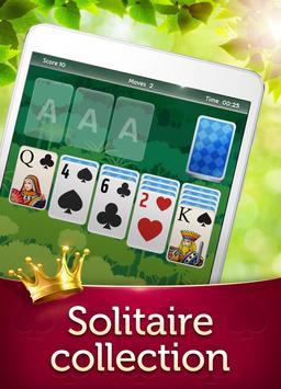 Magic Solitaire - Card Game screenshot 8