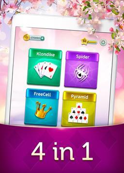 Magic Solitaire - Card Game screenshot 9