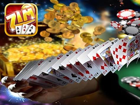 Game bai ZIM. Online, Danh Tai xiu 2019 screenshot 4