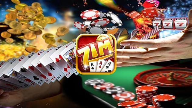 Game bai ZIM. Online, Danh Tai xiu 2019 poster