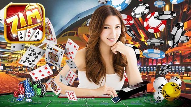 Game bai ZIM. Online, Danh Tai xiu 2019 screenshot 1