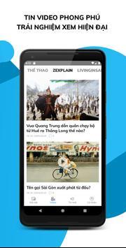 Zing.vn screenshot 1